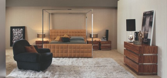 MOBILIDEA - Bed. Mod Hollywood 5252
