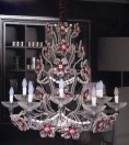 MECHINI - Chandelier Art. L140/12 DC