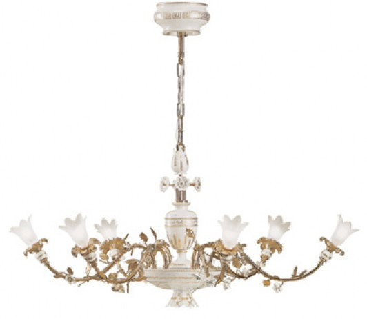 The collection MANGANI presents Chandelier Art.21598/6