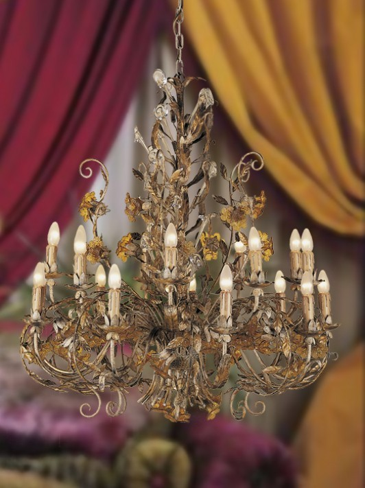 MECHINI - Chandelier Art. L186/18