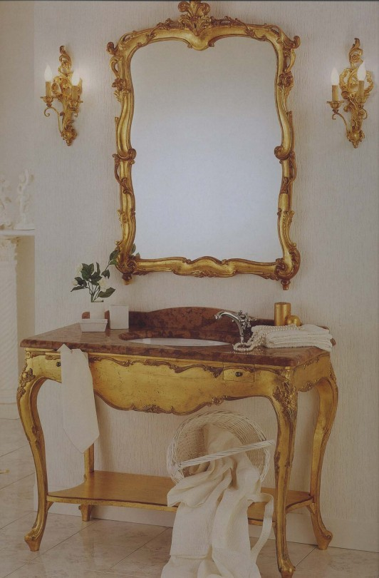 SILVANO GRIFONI - Bathroom Console Art. 3002