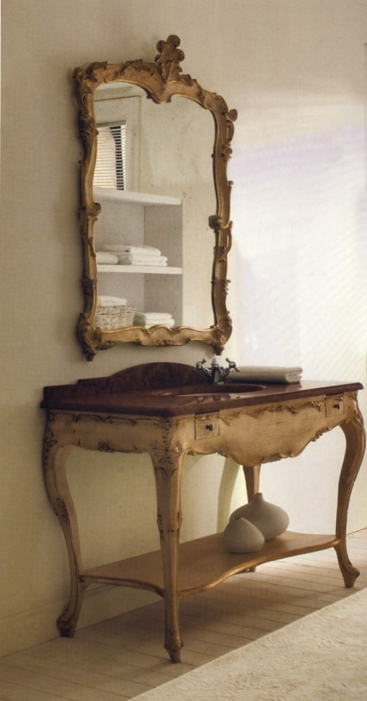 SILVANO GRIFONI - Bathroom Console Art.3002 / N
