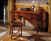 SAN VITO - Writing Desk Art. 03310 - Chair Art. 03315