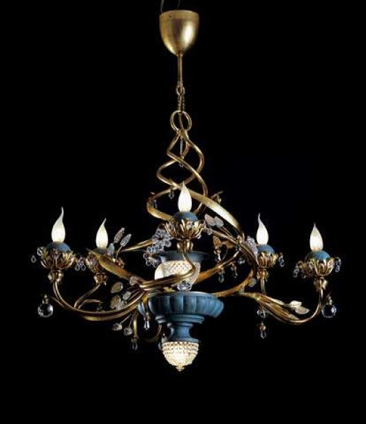 BANCI - Chandelier Art. 12.6028