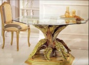 SILVANO GRIFONI - Table Art.3213 - Chair Art.3539